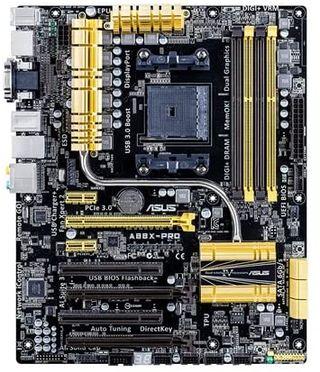 Placa Base ATX A88X-PRO, soporta FM2/ Athlon A