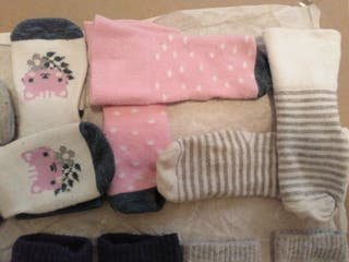 Calcetines antideslizantes bebé t. 18 - 20