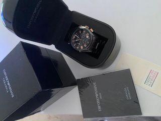 Reloj cerámica emporio armani