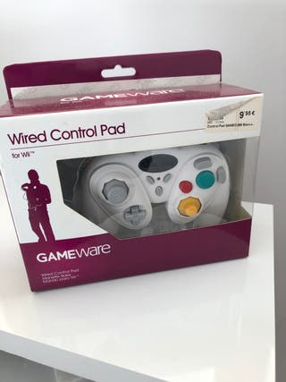 Wired Control Pad Wii