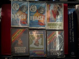 Marchas militares de España en cassette