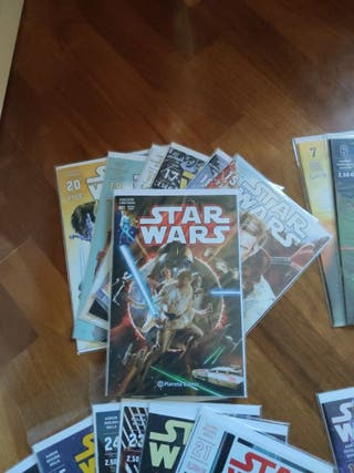 Comics Star Wars de Marvel