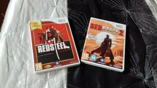 pack 2 juegos wii