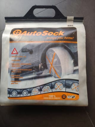 Cadenas para nieve Autosock 685 (nuevas)