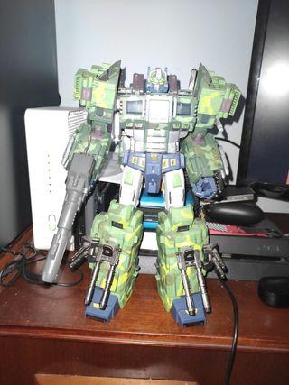 Transformers S.T comander tfc toy
