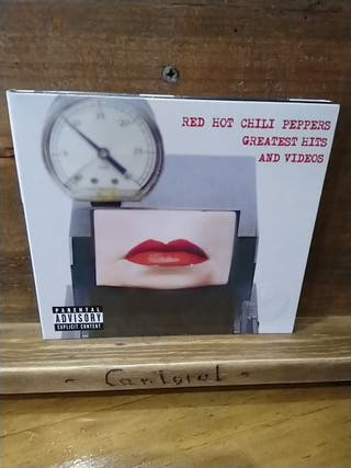 003. Red Hot Chili Peppers. greatest hits.