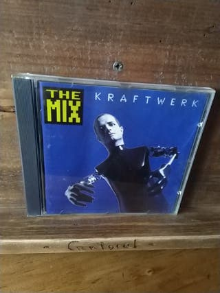 003. the mix. kraftwerk