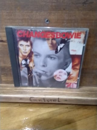 003. ChangesBowie. David Bowie