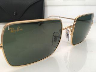 Gafas de sol RAYBAN RECTANGLE original nueva