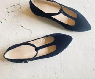 Patsy shoes Juliette azul 39