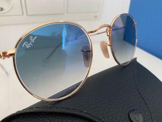 Gafas de sol RAYBAN Round metal original nueva
