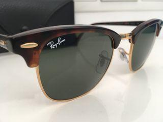 Gafas de sol RAYBAN CLUBMASTER original nueva
