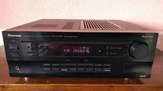 Pioneer VSX-409RDS + PD-207