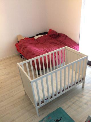 Cuna + colchón cuna nuevo