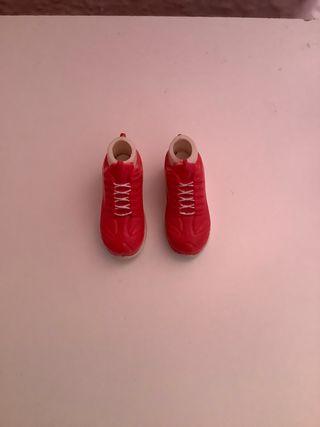 Bratz zapatos tenis deportivas Barbie Sindy muñeca