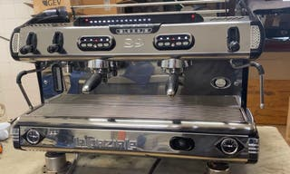 Cafetera La spaziale S9