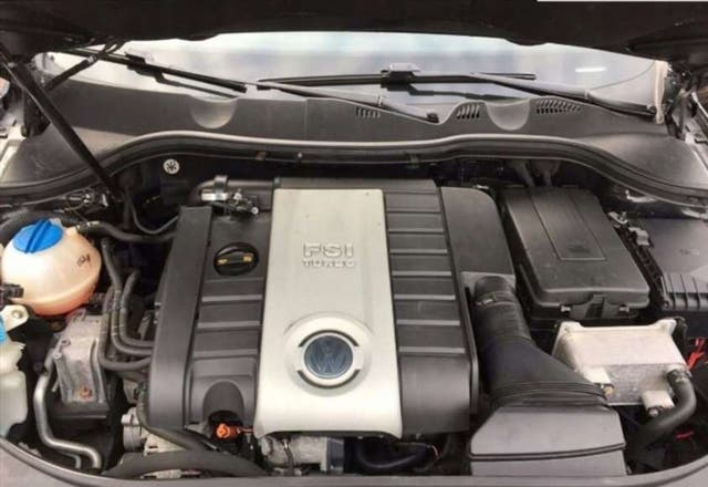 Motor Axx Audi A3 2.0 Tfsi