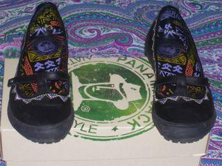 zapatos Panama Jack,talla 40