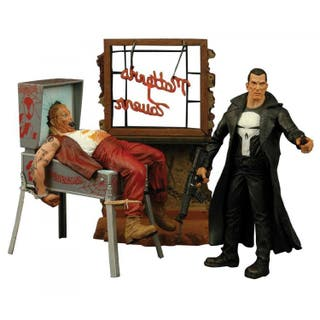 MARVEL SELECT FIGURA PUNISHER 18 CM
