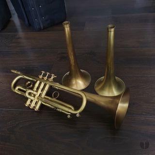 Trompeta Lawler C7 con 3 Campanas
