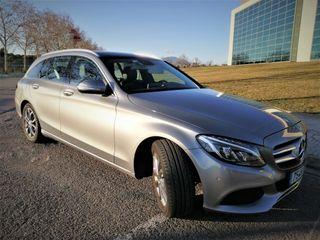 Mercedes-Benz Clase C220 Estate 7G-Tronic Plus (170 CV)