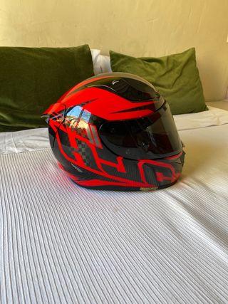 HJC modelo 2020 casco de moto