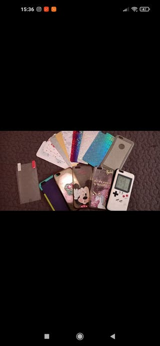 fundas iPhone 6 plus