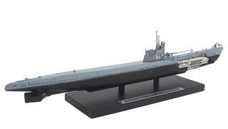 Precioso submarino S-13 de la Unión Sovietica