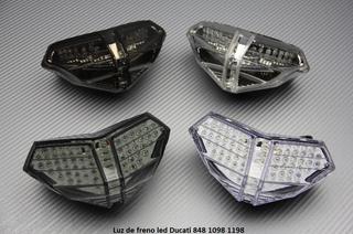Luz de freno led Ducati 848 1098 1198