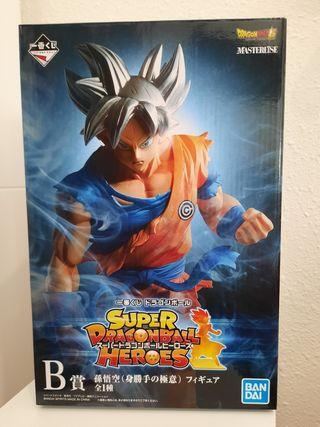Super Dragon ball. Ichiban kuji letra B.