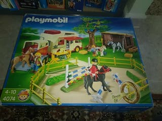 Playmobil 4074 incompleto