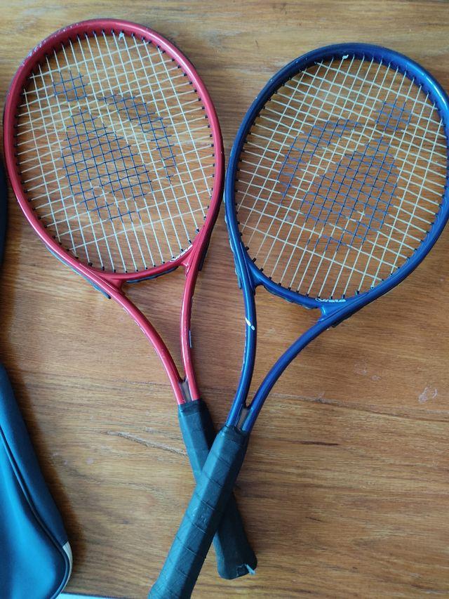Set tenis Inesis Decathlon.2 raquetas