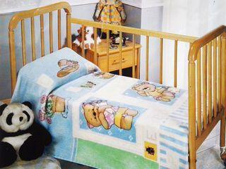 Manta polar para bebé (A ESTRENAR)