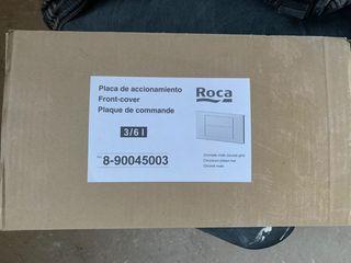 Butonera Roca / Placa de accionamiento Roca