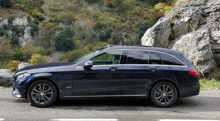 Mercedes Clase C220d Estate Avangarde Bluetec 7G