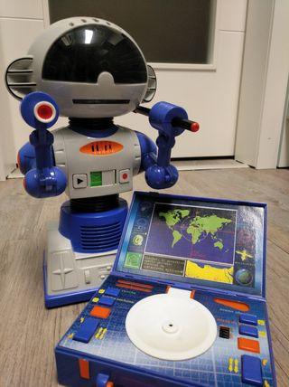 robot espia
