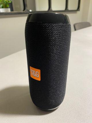 Altavoz portatil T&G Bluetooth