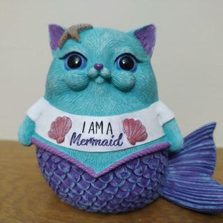 I Am Mermaid 8.5 cm