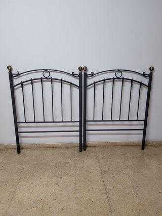 2 Cabezal cama 90