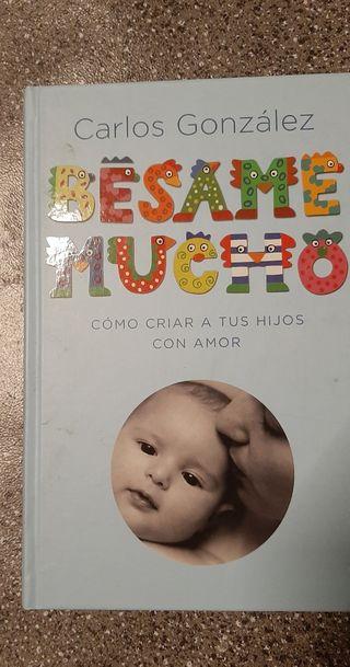 """Libro """" BÉSAME MUCHO"""""""