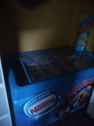 congelador arcón