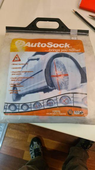 cadenas de nieve Autosock