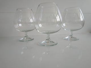 Copas grandes cristal