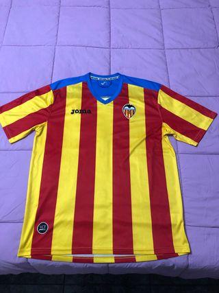 Camiseta valencia cf senyera