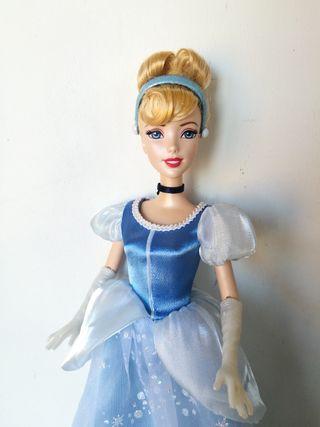 Muñeca Cenicienta Disney Cinderella 2013 classic c