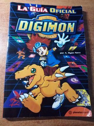 La guía oficial Digimon