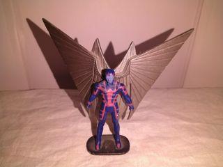 Figura de plomo Arcangel tm marvel 2004