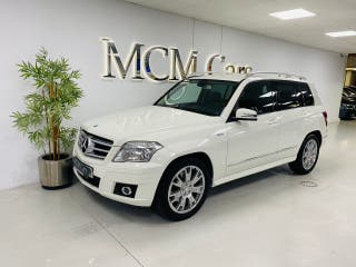 Mercedes-Benz Clase GLK GLK 220 CDI BE Auto 125kW