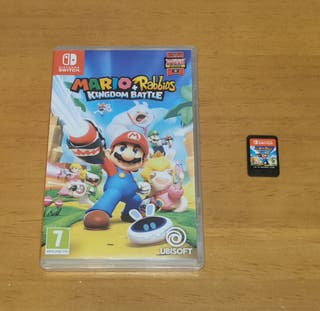 Mario + Rabbids: Kingdom Battle ( Switch )