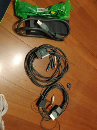 Cables Xbox 360